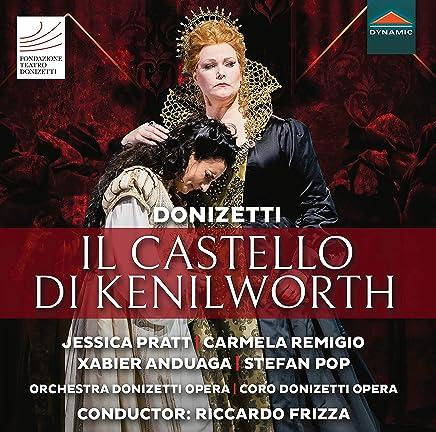 Jessica Pratt - Donizetti: Il castello di Kenilworth (2019) LEAK ALBUM