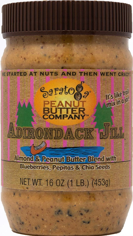 Saratoga High quality Peanut Butter Company Adirondack B At the price - Jill Almond