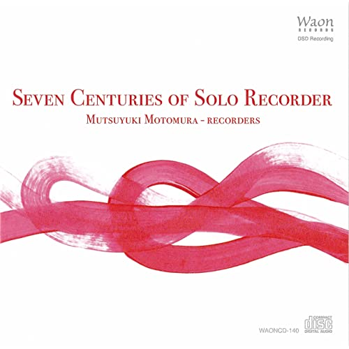 7 Centuries of Solo Recorder