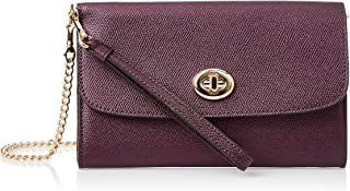 Coach Crossbody for Women- Maroon