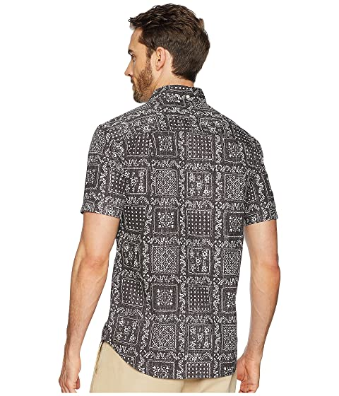Shirt Negro Lahaina Spooner Aloha Fit Reyn Original Tailored wTOxPHnq