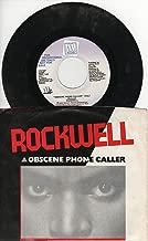 Rockwell: Obscene Phone Call (3:24 Version) b/w Obscene Phone Call (Same 3:24 Version)