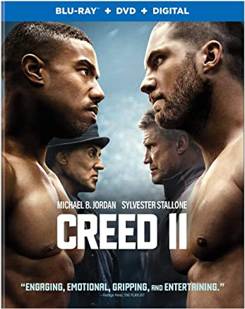 Creed II (Blu-ray + DVD + Digital Combo Pack) (BD)