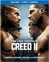 Creed II (Blu-ray + DVD + Digital Combo Pack)