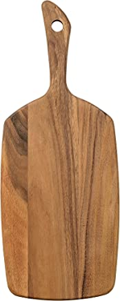 Bloomingville A23300005 Acacia Wooden Cutting Board, Brown