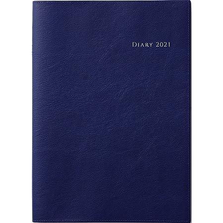 高橋 手帳 2021年 B5 ウィークリー デスクダイアリー カジュアル ブルーブラック No.439 (2020年 12月始まり)