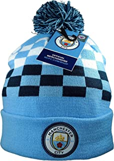 20271ff51e318 Manchester City F.C. Authentic Official Licensed Product Soccer Beanie