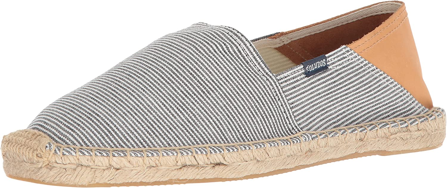 Soludos Men's Stripe Congreenible Original Slipper