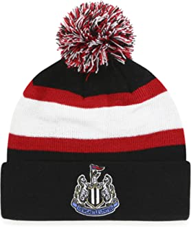 White OTS English Premiership Newcastle United Mens Silas Scarf One Size