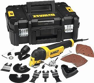 comprar comparacion DEWALT DWE315KT-QS - Multiherramienta oscilante de 300W, 22.000 opm, incluye 37 accesorios y maletin