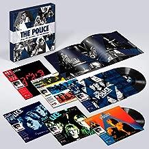 the police vinyl records