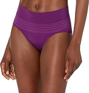 Warner's Women's Plus Size No Pinching No Problems Seamless Hipster Panty