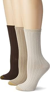 Women's Ultra Soft Verona Crew Socks, 3 Pairs