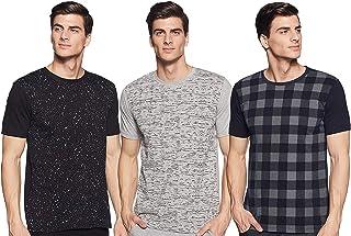 ACTIQUE Men T-Shirt (Pack of 3)