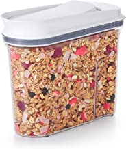OXO Good Grips POP Small Cereal Dispenser (2.5 Qt), Clear (11113900)