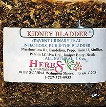 Herbs By Merlin KIDNEY BLADDER TEA (Cleanse Toxins) Organic Loose Leaf Tea 2.8 oz