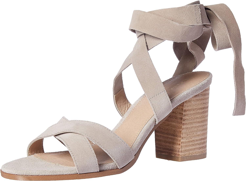 Pelle Moda Women's Bonjour-Sd Dress Sandal