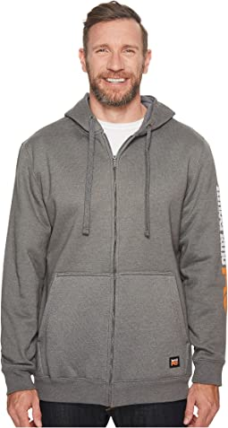 Extended Hood Honcho Full Zip Hooded Sweatshirt