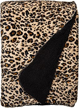 P.J. Salvage Kids - Leopard Blanket