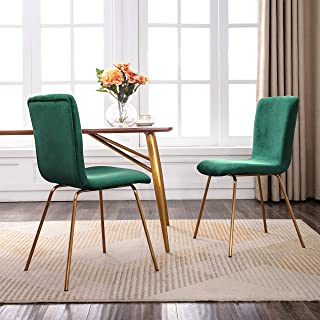 mickelson elegant upholstered dining chair