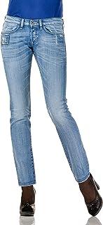 (ディーゼル) DIESEL レディース ジョグジーンズ XEROZ 8W7 - Regular Slim Straight