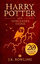 Cover image of Harry Potter and the Sorcerer's Stone by J.K. Rowling