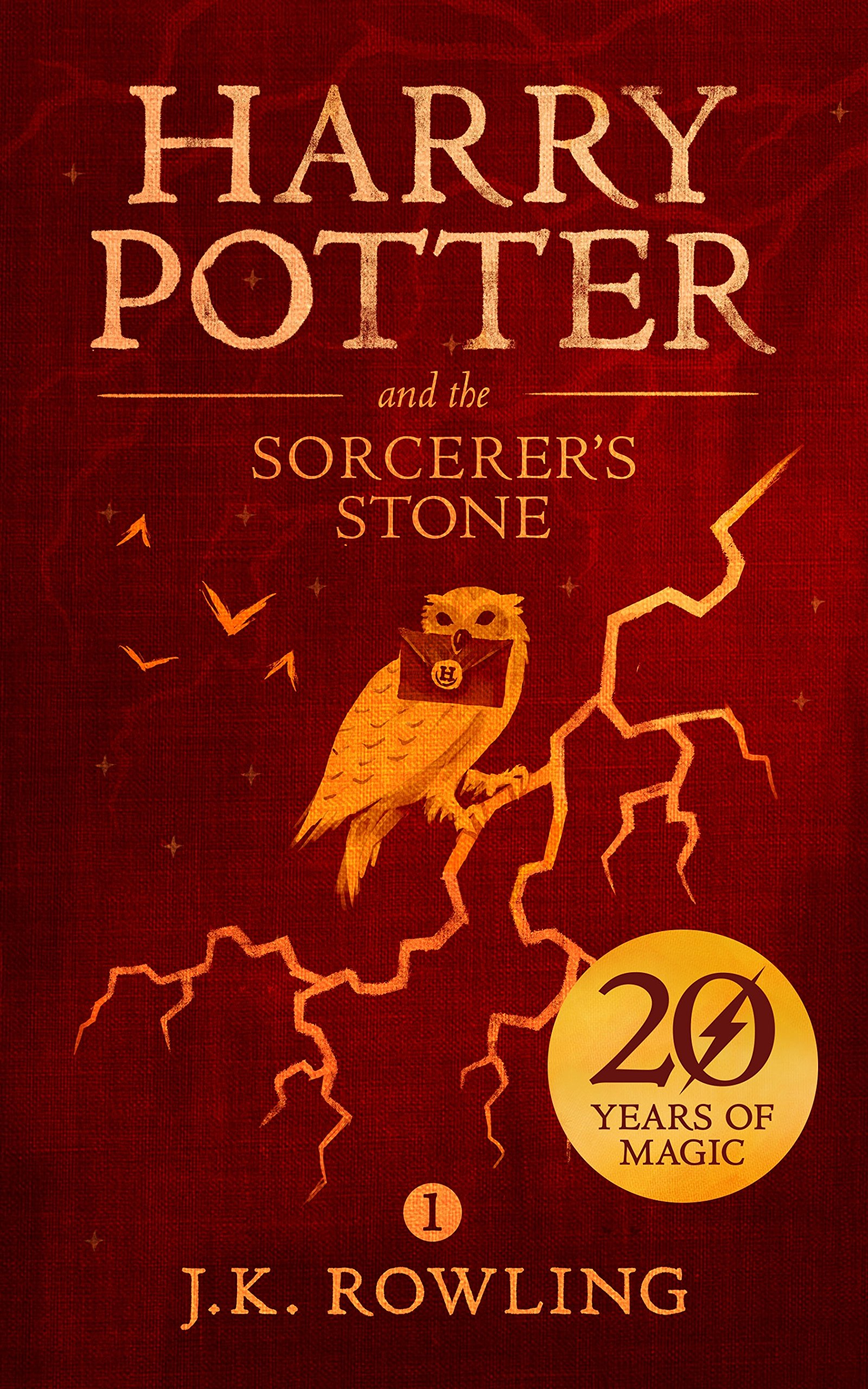 Amazon com: Harry Potter and the Sorcerer's Stone eBook