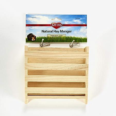 Super Pet Natural Wooden Hay Manger