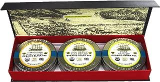Trader Joe's Organic Teas Set with Decorative Box