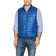 Tommy Hilfiger Men's Box Quilted Lightweight Ultra Loft Vest