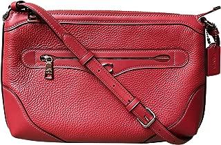 Coach Ivie Messenger Crossbody Handbag