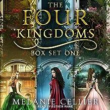 The Four Kingdoms Box Set 1: Three Fairytale Retellings, Books 1, 2 & 2.5