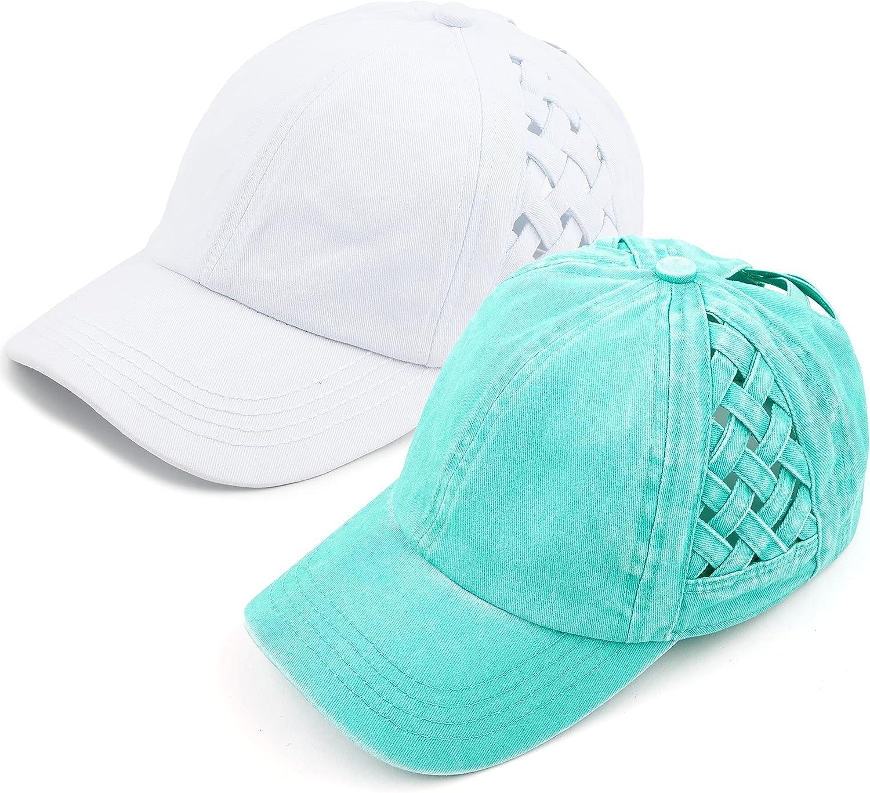 Criss Cross Ranking TOP15 Hat Bundle: Basket White Weave 2 1 year warranty Pack Mint