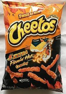 Cheetos XXTRA Flamin Hot Crunchy 8.5oz (4pk)