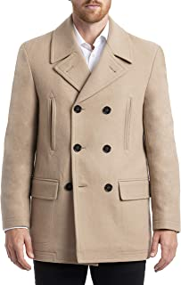 mens All-american Authentic Style Peacoat
