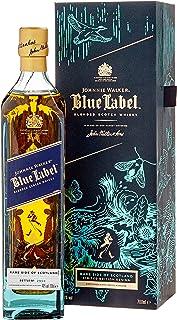 Johnnie Walker Blue Label - A Rare Side of Scotland, Limited Edition exklusiv auf Amazon erhältlich Blended Whisky 1 x 0.7 l