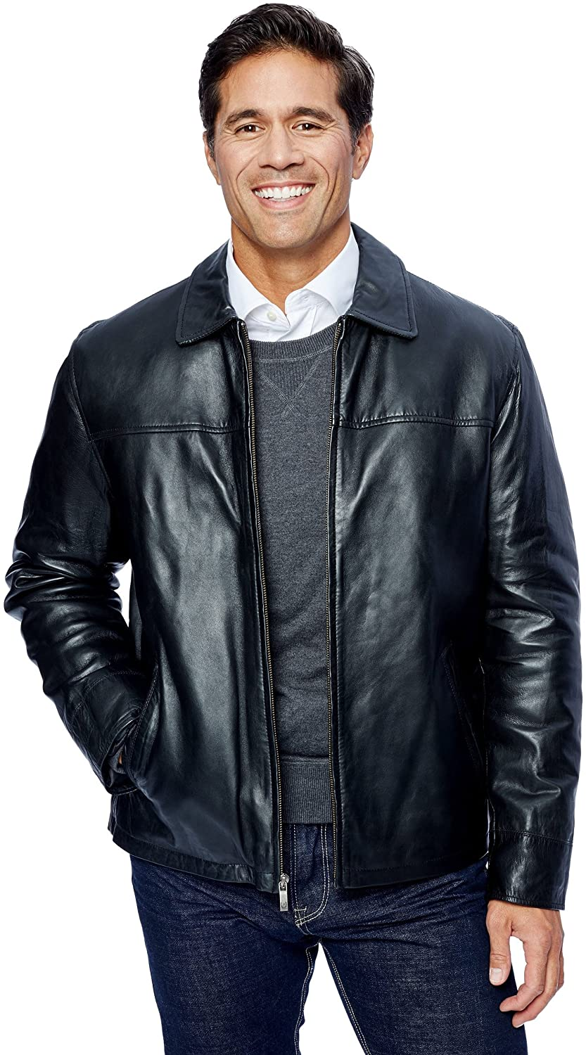 Sale Excelled High order Men's New Zealand Lambskin Open Classic Bottom Leather
