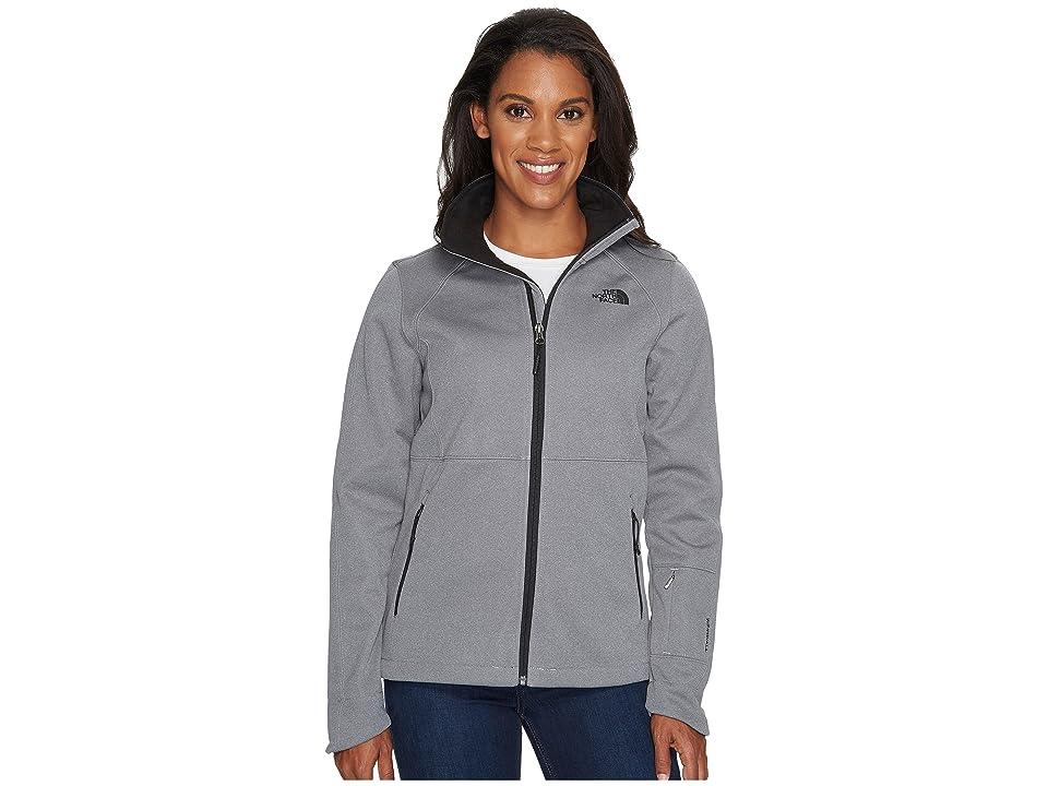 The North Face Apex Risor Jacket (TNF Medium Grey Heather) Women
