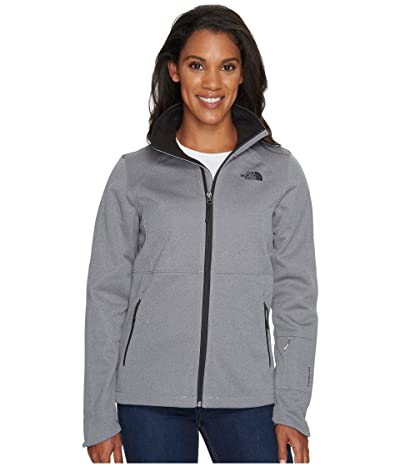 The North Face Apex Risor Jacket (TNF Medium Grey Heather) Women