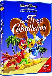 Los tres caballeros [DVD]