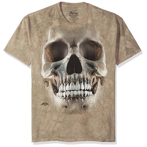 079a9adf The Mountain Men's Big Face Skull-2xl