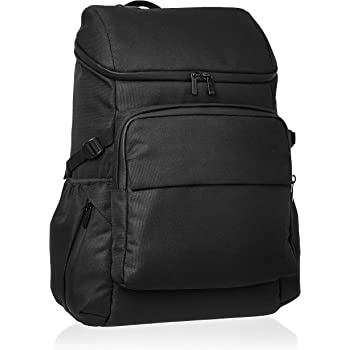 AmazonBasics Urban Backpack for Laptops up to 15-Inches - Black