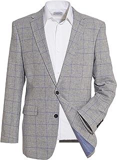 Samuel Windsor Men's Linen Cotton Mix Blazer