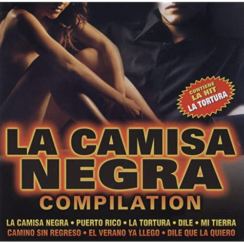 La Camisa Negra (Compilation) de Various artists en Amazon ...