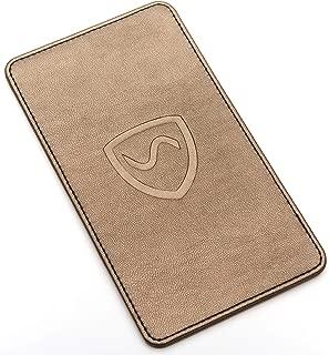 SYB 5G Phone Shield Anti-EMF Radiation Protection Shield, (3.5″ x 6″)