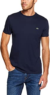 Lacoste Men's Basic Crew Neck Pima Tee