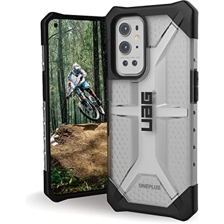 Urban Armor Gear Back Cover For OnePlus 9 Pro (2021) ( TPU|Ice )