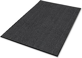 Guardian Platinum Series Indoor Wiper Mat, Nylon/Polypropylene, 48 x 72, Gray (94040630)