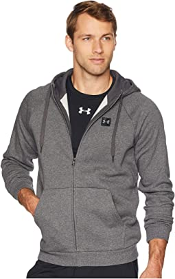 399000286 Charcoal Light Heather/Black. 53. Under Armour. Rival Fleece Full Zip Hoodie.  $45.17MSRP: $55.00
