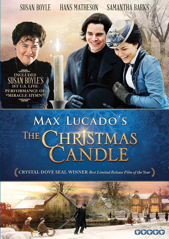 The Christmas Candle DVD.